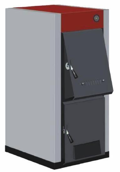 Твердотопливный котел Demrad NOVA-60
