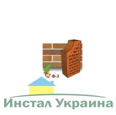 Клинкерный кирпич фасонный Ф3 Керамейя Оникс
