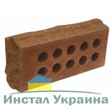 Кирпич Литос стандартный Скала бордо