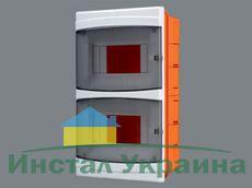 Щиток пластиковый на 24 модулей (внутренний) BR 809