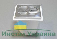 Мпласт трап установочный (металл) 50 для внутренней канализации