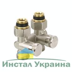 Danfoss Н-образный запорный клапан RLV-K 1/2x3/4 прямой