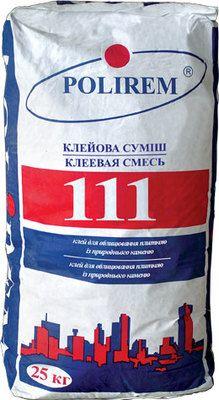 Polirem 111 белая клеевая смесь для камня цена
