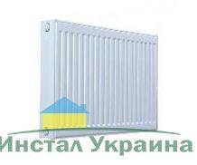 Радиатор Demrad TYPE 22 H500 L=1400 / боковое подключение
