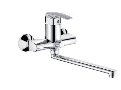 Смеситель для ванны Haiba Agat 006 euro цена