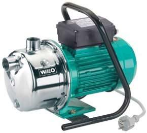 Центробежный насос WILO WJ 201 X EM цены