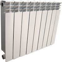 Радиатор биметаллический OCEAN ThermoHit 570*80 SH-B-500A3 AL+ST цены