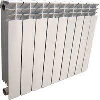 Радиатор биметаллический OCEAN ThermoHit 425*80 202B AL+ST цена