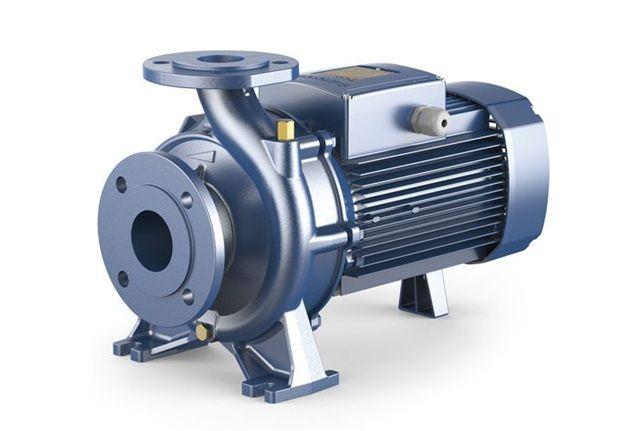 Консольный центробежный насос Pedrollo F 50/200B 400/660 без контрфл