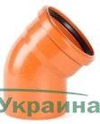 WAVIN EKOPLASTIK Отвод, класс S; 160x15 град. (3062303412) для наружной канализации