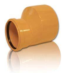 WAVIN EKOPLASTIK Переход многоступенчатый; 250x160 (3064550710) для наружной канализации