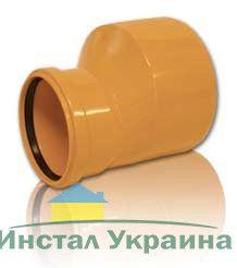 WAVIN EKOPLASTIK Переход многоступенчатый; 315x160 (3064550712) для наружной канализации