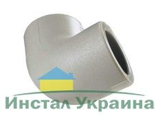 KAN-therm РР Отвод 90 ° d40