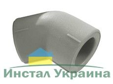 KAN-therm РР Отвод 45 ° d75