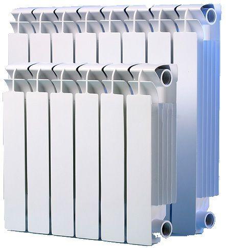 Радиатор биметаллический Classic Plus 350/85