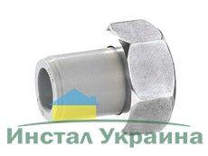 """KAN-therm РР Соединитель свинчиваемый с уплотнительной прокладкой d20-3/4"""""""