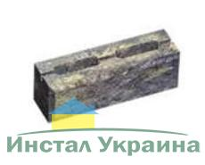Блок малый декоративный (двусторонний скол) М-200 300х100х100 (коричневый)