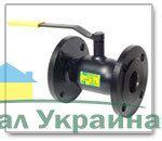 ТК кран шаровый фланцевый стальной 11с33п Dn 150/125