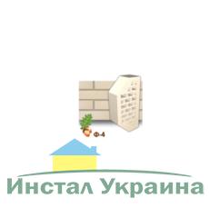 Клинкерный кирпич фасонный Ф4 Керамейя Жемчуг