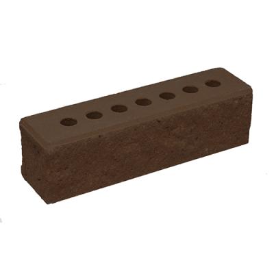 Кирпич Литос узкий колотый с фаской шоколад цена