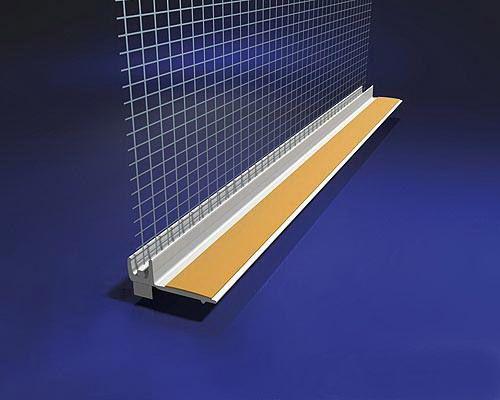 Примыкающий профиль для оконных и дверных откосов Knauf (Динамик)