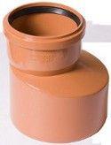 купить Interplast редукция 160/110 для наружной канализации