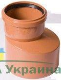 Interplast редукция 160/110 для наружной канализации