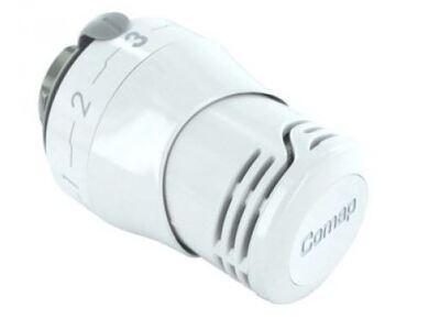 """Термостат-головка  NEW SENSO M28*1,5 (стакан) белая R100000 """"Comap""""  цена"""
