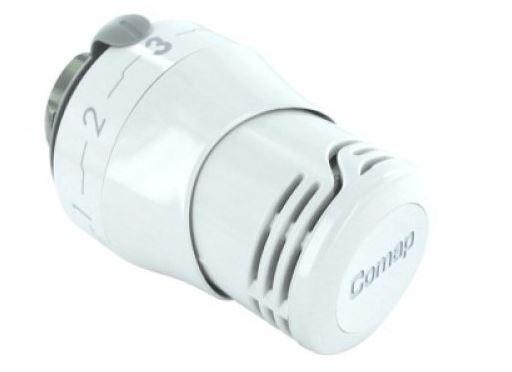"""Термостат-головка  NEW SENSO M28*1,5 (стакан) белая R100000 """"Comap"""""""