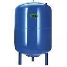 купить Гидроаккумулятор вертикальный Reflex Refix DE 7305500 33L DE (синий) 10 бар, на ножках (мембрана не сменная)
