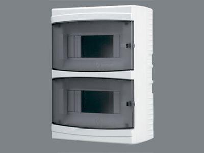 Щиток пластиковый на 24 модулей (внешний) BR 810 цена