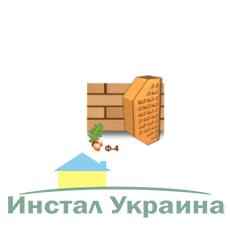 Клинкерный кирпич фасонный Ф4 Керамейя Янтарь