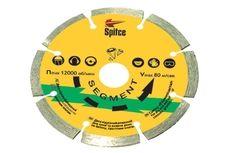Алмазный диск по бетону Сегмент SPITCE 230 мм (22-803)