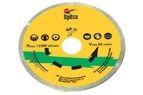купить Алмазный диск по бетону Турбо Spitce 230 мм (22-808)