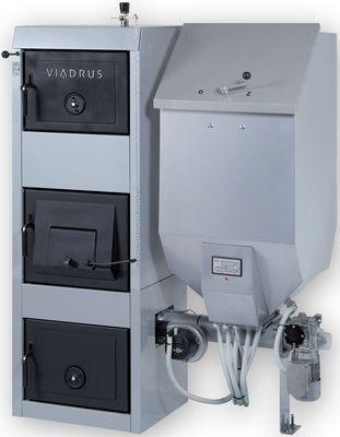 Твердотопливный котел Viadrus Hercules DUO /528 цены
