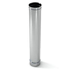 ТРУБА из нержавеющей стали (AISI 304) 0,8 мм; L=1000 мм ф125