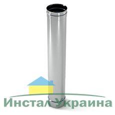 ТРУБА из нержавеющей стали (AISI 304) 0,5 мм; L=1000 мм ф125