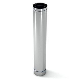 ТРУБА из нержавеющей стали (AISI 304) 0,5 мм; L=500 мм ф180