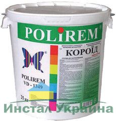 "Polirem VD-1349 Декоративная штукатурка ""короед"" 3 мм"
