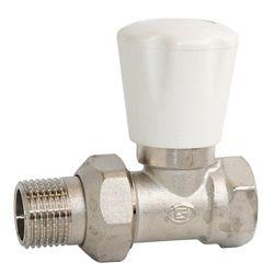 Luxor термостатический клапан проходной 1/2` цены