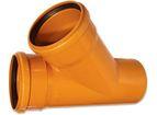 купить WAVIN EKOPLASTIK Тройник, класс S;160/110х45 град. (3064509000) для наружной канализации