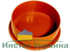 WAVIN EKOPLASTIK Заглушка внутренняя; 400 (3064605006) для наружной канализации
