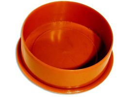 WAVIN EKOPLASTIK Заглушка внутренняя; 110 (3062702406) для наружной канализации цены