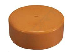 WAVIN EKOPLASTIK Заглушка наружная;500 (3046705000) для наружной канализации