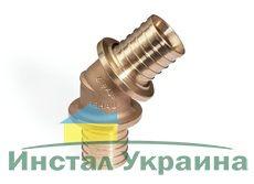 REHAU Угольник RAUTITAN RX 63-45° (1 366048 1 1001)