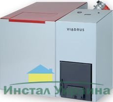 Твердотопливный пеллетный котел Viadrus Hercules ECO / 5 ND