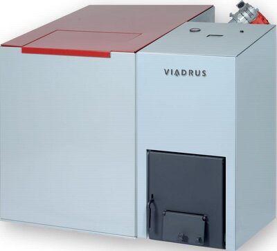 Пеллетный котел Viadrus Hercules ECO / 5 ND цена
