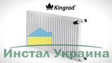 Радиатор Kingrad TYPE 22 H600 L=1000 / боковое подключение