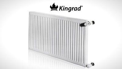 Радиатор Kingrad TYPE 11 H600 L=400 / боковое подключение цены