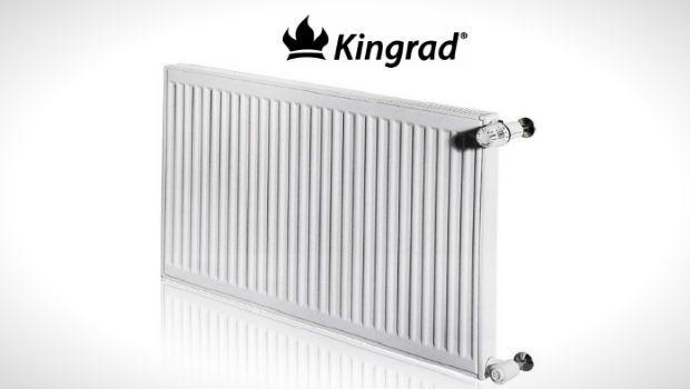 Радиатор Kingrad TYPE 11 H600 L=400 / боковое подключение